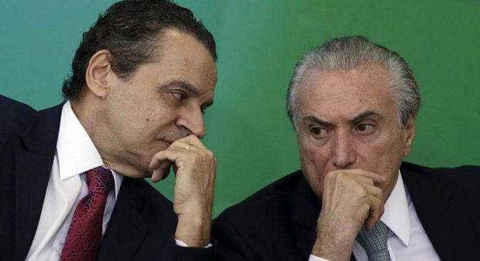Henrique Eduardo Alves Temer ministro