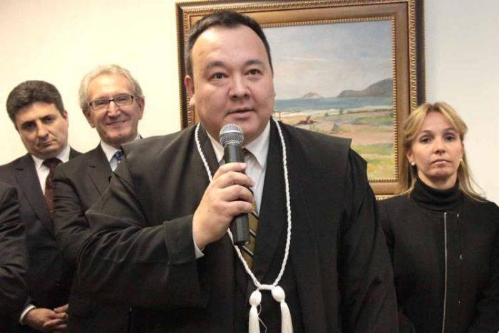 Frederico Mendes Junior Juiz supersalário