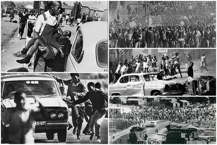 Soweto massacre levante áfrica sul