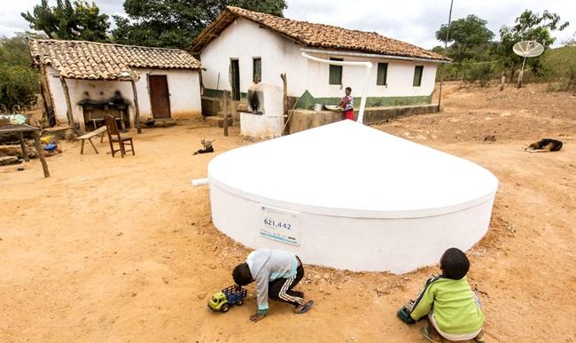 sertão nordeste cisterna água para todos políticas públicas