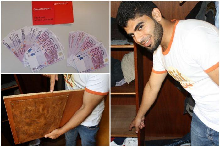 refugiado sírio alemanha euros