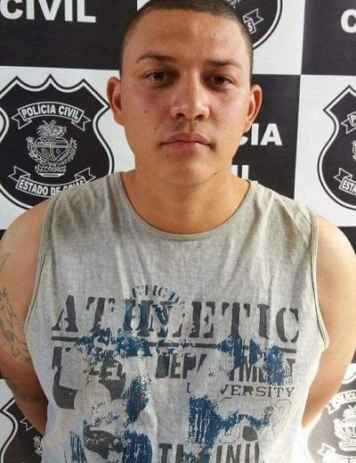 Gustavo Vinícius de Oliveira Bernardino