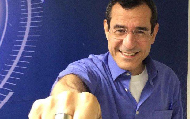 Arnaldo Duran repórter record