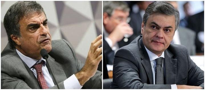 José Eduardo Cardozo Cássio Cunha Lima