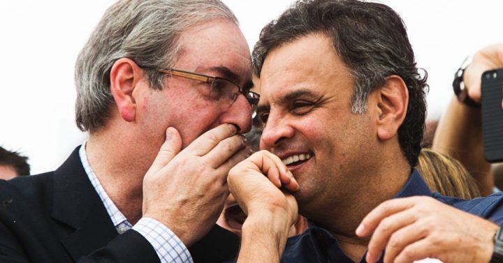 Eduardo Cunha PSDB temer aécio