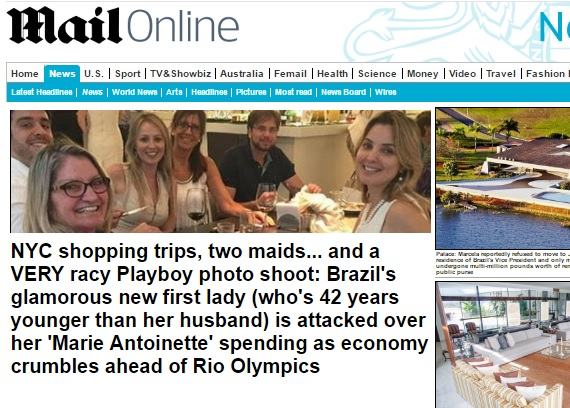 marcela temer mídia brasileira