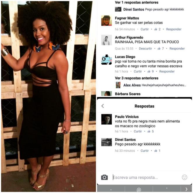 racismo brasil estudante ufrj