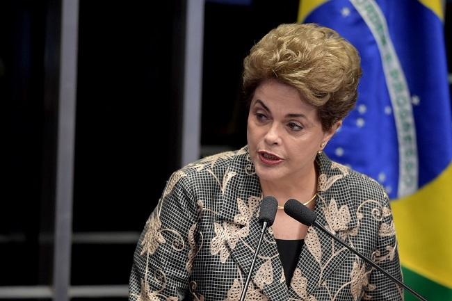 Dilma senado impeachment discurso julgamento