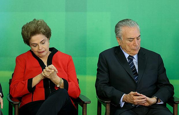 Michel Temer Dilma impeachment senado