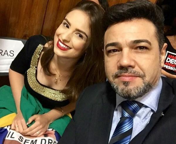 Marco Feliciano Patrícia Lélis estupro