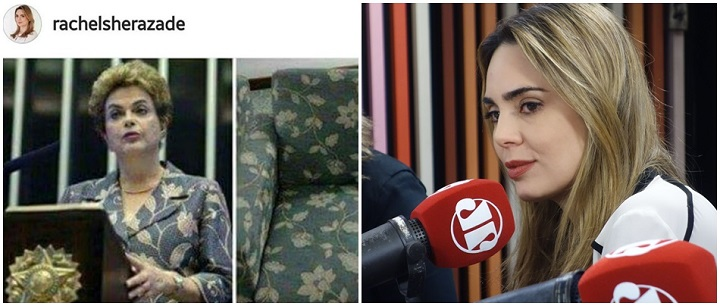 Rachel Sheherazade impeachment dilma
