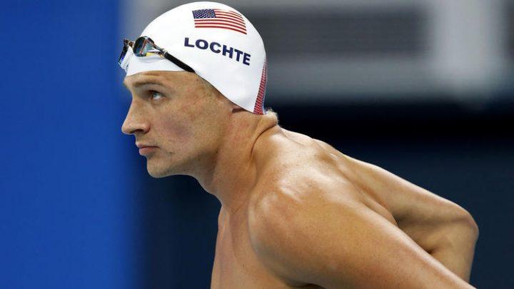 Ryan Lochte patrocinadora nadador