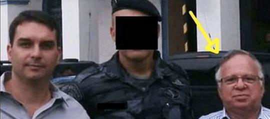 flávio bolsonaro coronel pedofilia