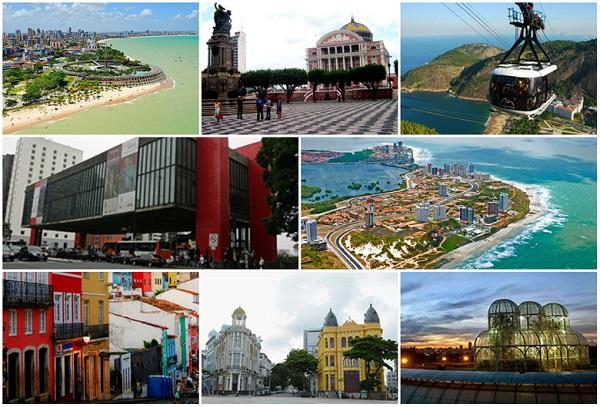 melhores capitais brasil bem-estar