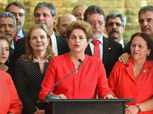 dilma discurso impeachment presidente