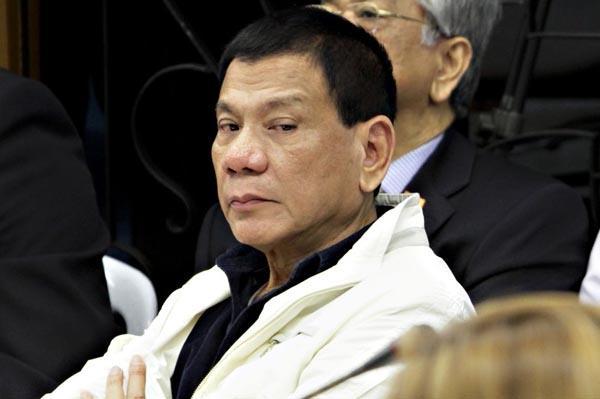 Rodrigo Duterte presidente filipino hitler