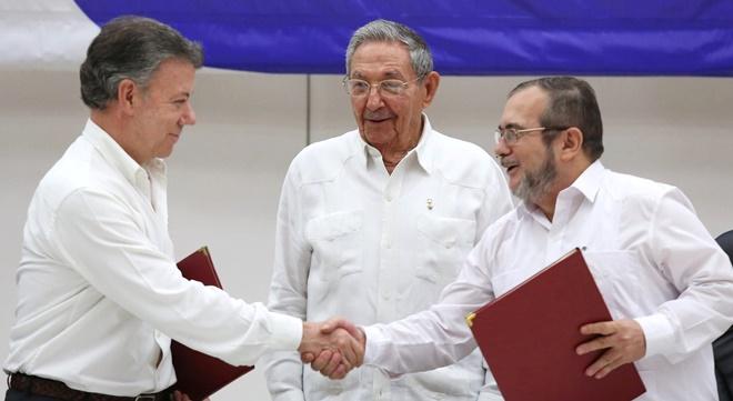 farc colombia acordo histórico paz