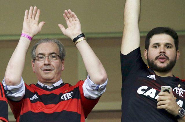 Hugo Motta Eduardo Cunha