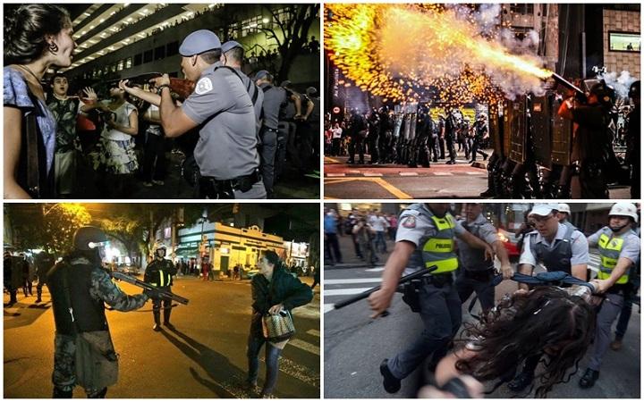 manifestações temer polícia monitorar