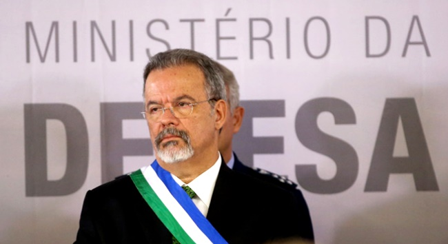 ministro Jungmann  reforma previdência militares