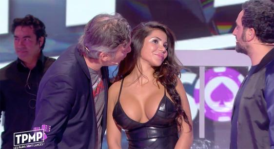 mulher abuso tv francesa ao vivo