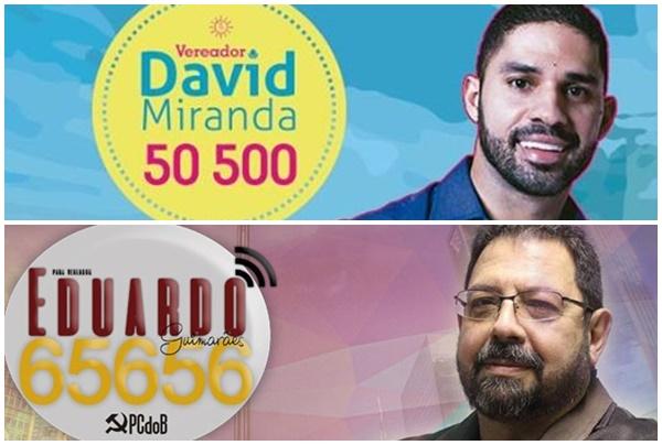 David Miranda Eduardo Guimarães eleições