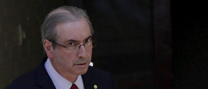 Eduardo Cunha preso brasília