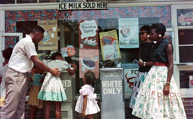 imagens negros racismo eua histórica