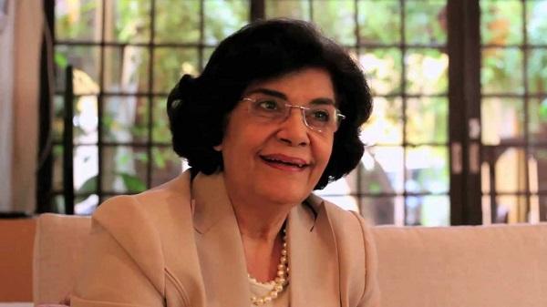 Marilena Chauí palestra escola