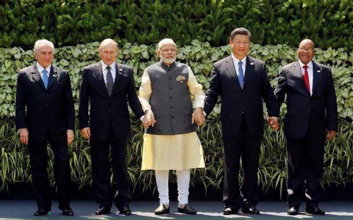 Michel Temer BRICS