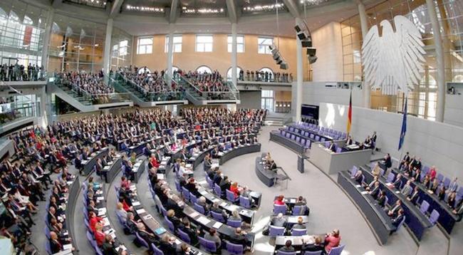 parlamento alemanha impeachment dilma debate