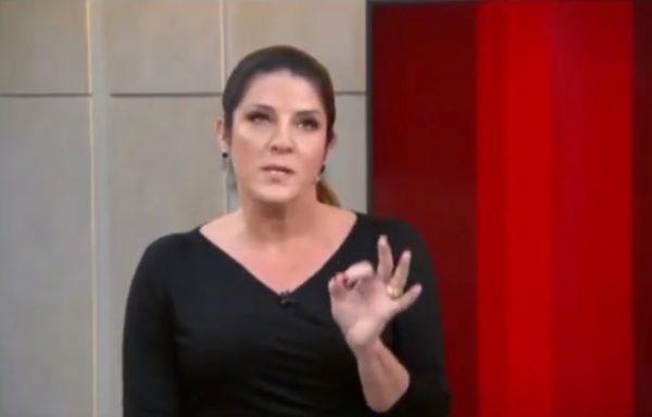 Christiane Pelajo GloboNews ao vivo