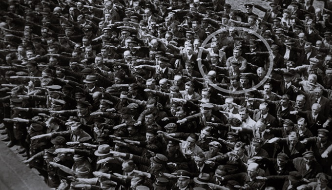 conversei nazista fascismo direita conservadorismo extremismo