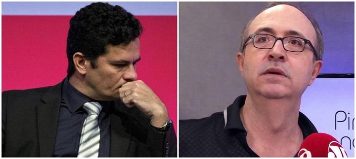 Sergio Moro Cunha Reinaldo Azevedo