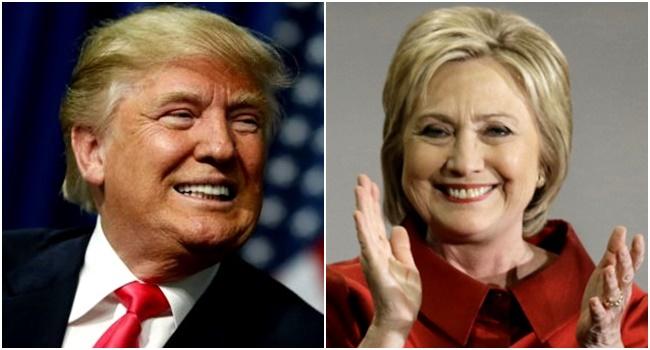 bilionários eleições eua campanha Trump Hillary