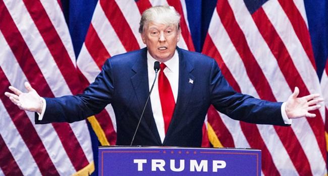 culpados vitoria donald trump EUA