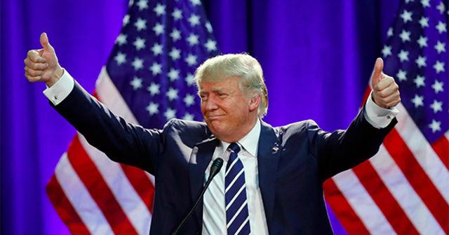 Resultado de imagem para Donald trump vence