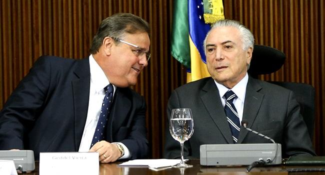 Geddel Vieira Lima michel temer grave