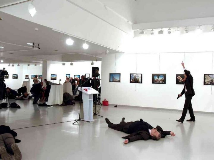 assassinato embaixador russo turquia