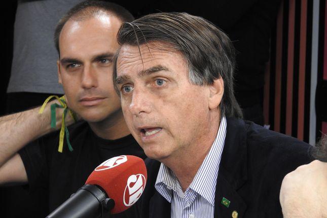 Jair Bolsonaro Renan Calheiros 2018