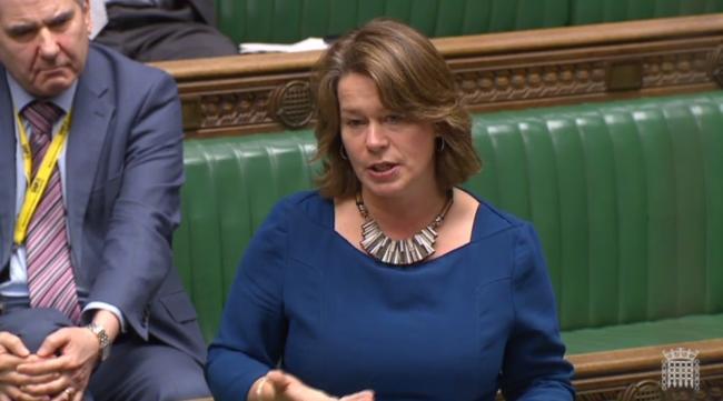 deputada britânica estupro Michelle Thomson