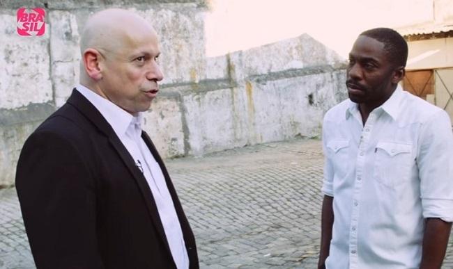 Leandro Karnal Lázaro Ramos corrupção