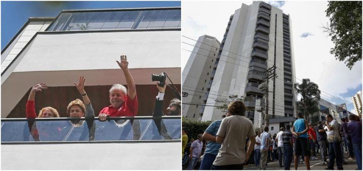 Lula apartamento moro sequestra