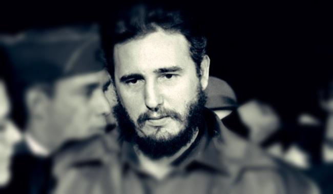 Fidel Alejandro Castro Ruz, ex-primeiro-ministro de Cuba (reprodução)