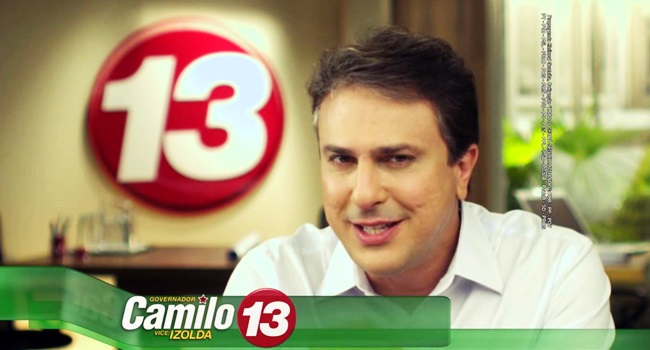 pt Ceará anúncio veja globo mídia desonesta