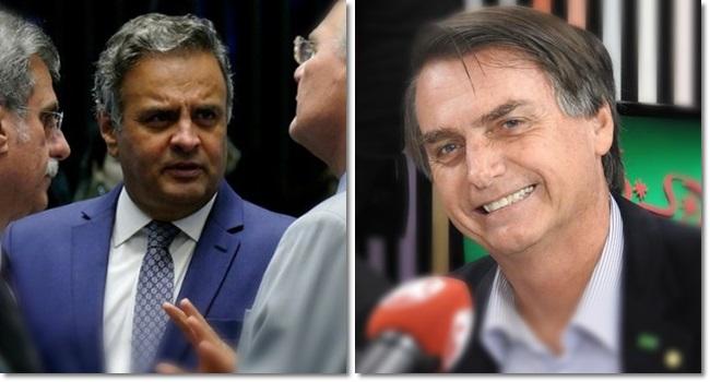 Aécio suicídio golpe psdb bolsonaro eleições 2018