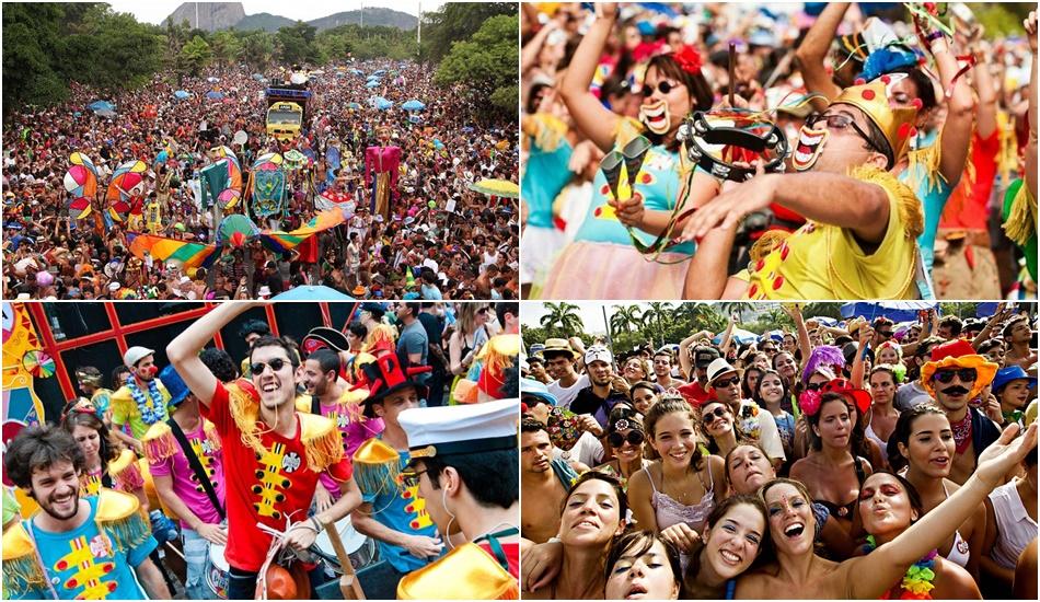 Carnaval assédio 2017