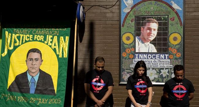 líder operação matou Jean Charles de Menezes londres polícia brasileiro