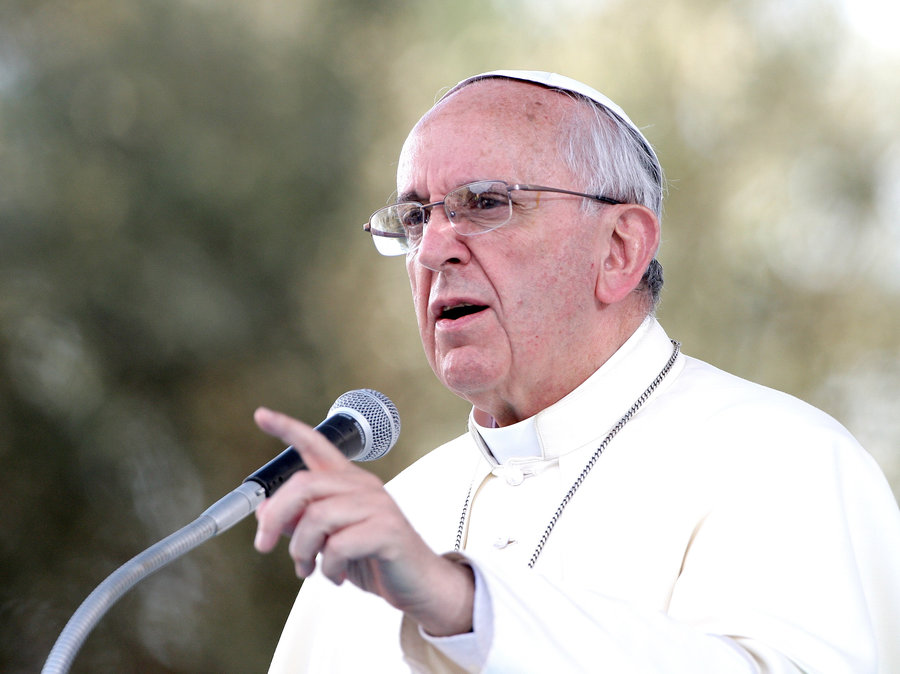 papa francisco ateus mulheres