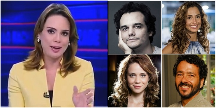 Rachel Sheherazade Wagner Moura Camila Pitanga